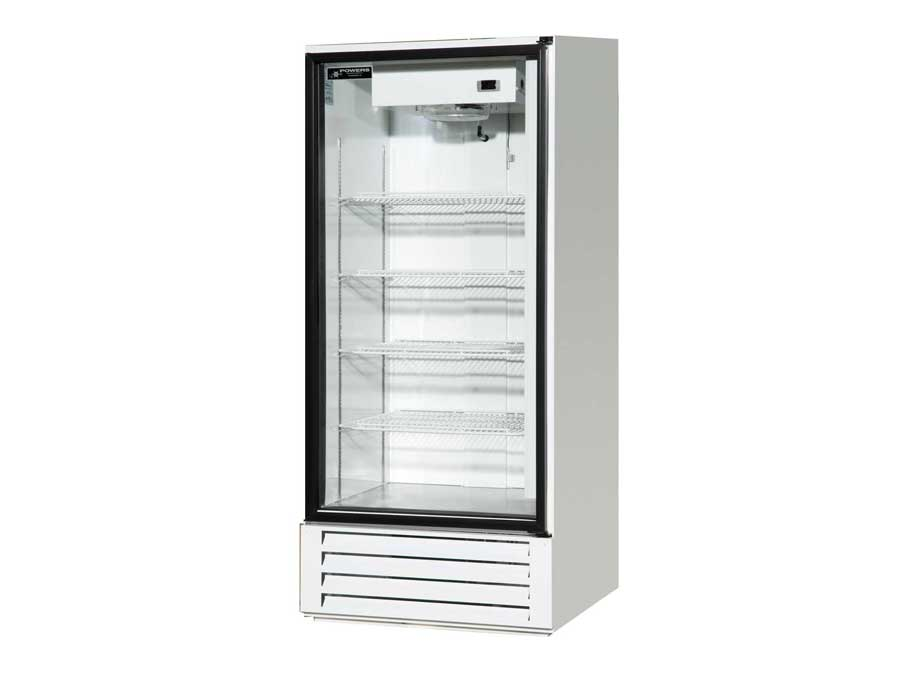 Swinging Door Beverage Refrigerators Powers Equipment Co